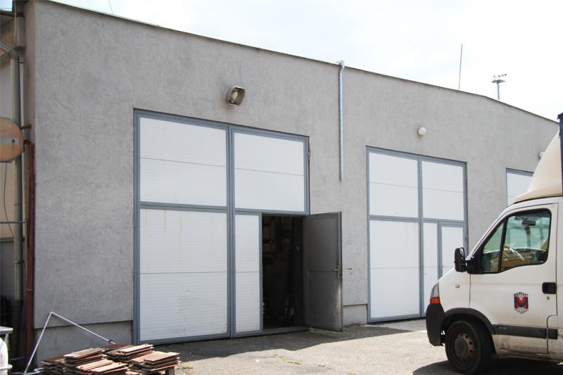 260 m² csarnokrész, Kőbánya