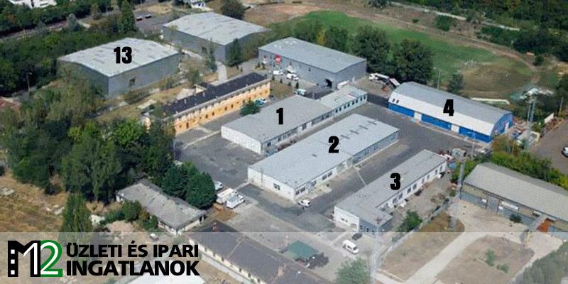 M-12 Ipari Park