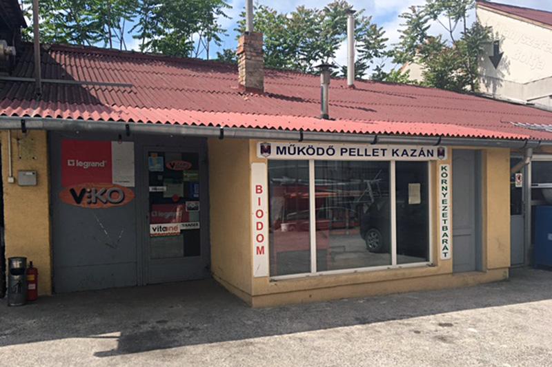 Üzlet+raktár, Budapest, Róbert Károly körút